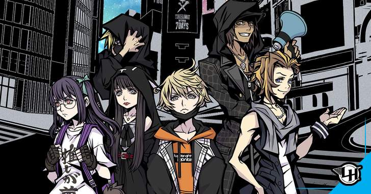 The World Ends with You trailer and release date available