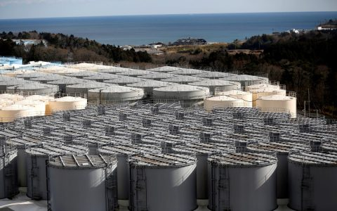 Japan to bring treated water from Fukushima to the sea.  world