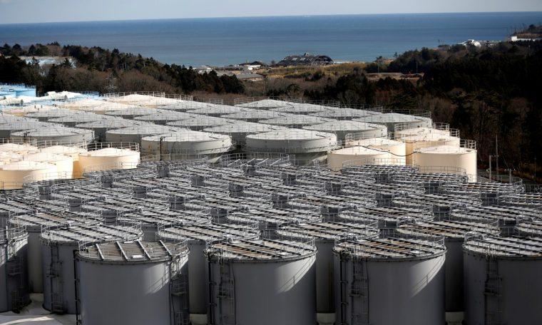 Japan to bring treated water from Fukushima to the sea.  world