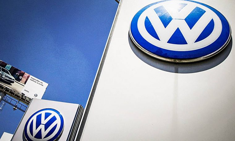 Volkswagen says chip limits automotive sector recovery