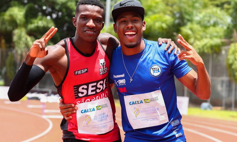 Confederation of Brazil's athletics asks for selection for Poland's World Relay Championship