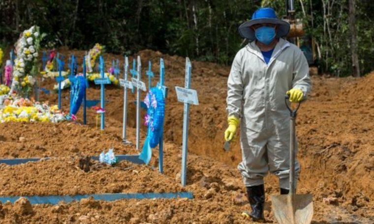 3 million deaths in the world by Kovid;  25% new deaths in Brazil |  Coronavirus