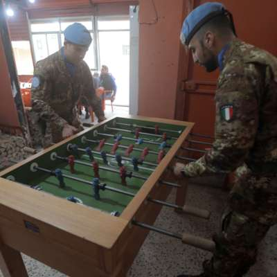 """""""UNIFIL"""" is being supported: freezing spy cameras for a week"""