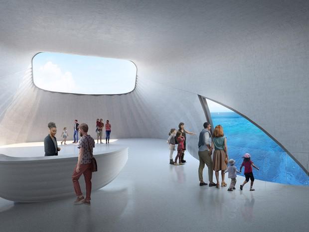 The world's largest marine observatory to open in Australia (Photo: Baka Architects)