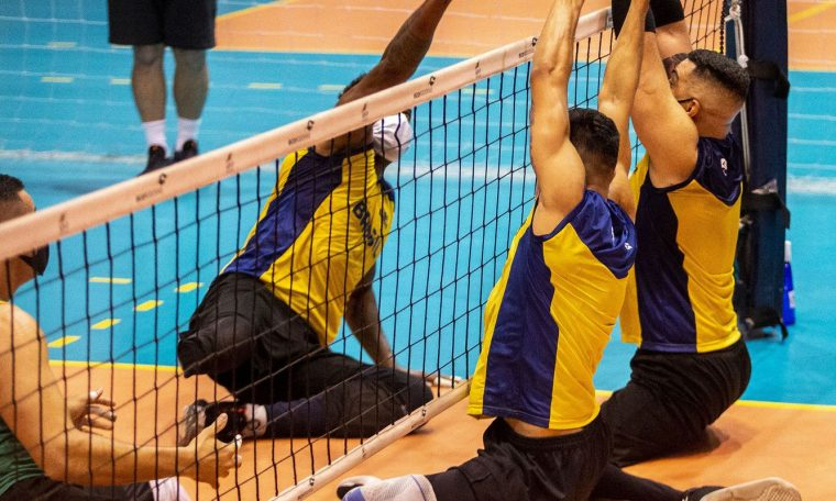 Column - Brazilian seated volleyball believes in double in Tokyo