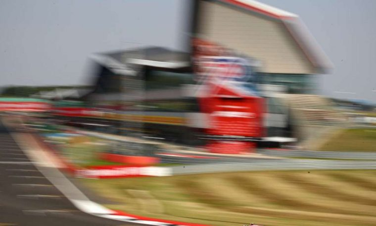 Silverstone confirms first qualifying race in Formula 1 history