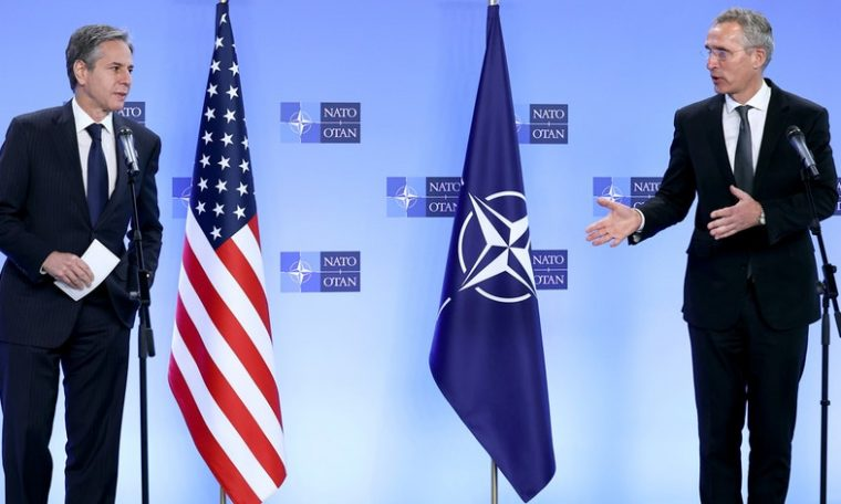 America, France, Britain and Germany discuss Afghanistan, Ukraine and Iran today