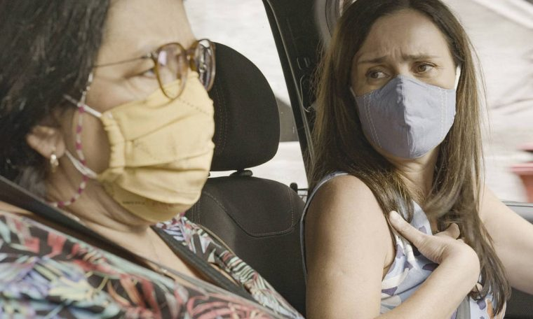 'Amor de Moi' gives way to a new raren and worsening pandemic TV - 04/08/2021 - Illustrated