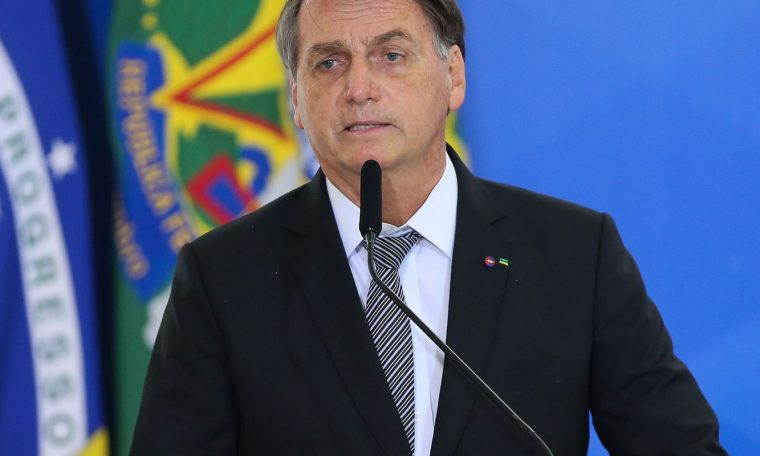 Bolsonaro sends congressional attachment for agreement between Brazil and US