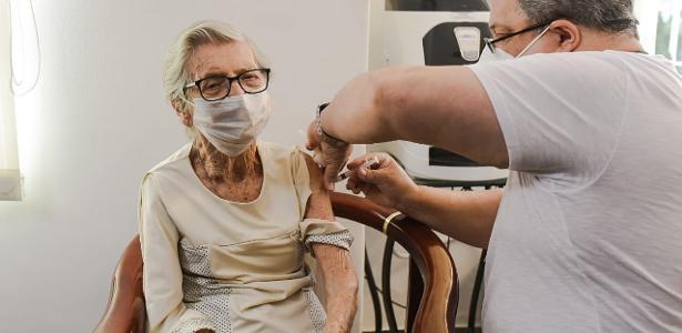 Brazil reaches 31.2 million vaccinations