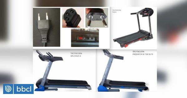 Cernac warns that there are more treadmills that can present the risk of electrocution to those who use them. Economy
