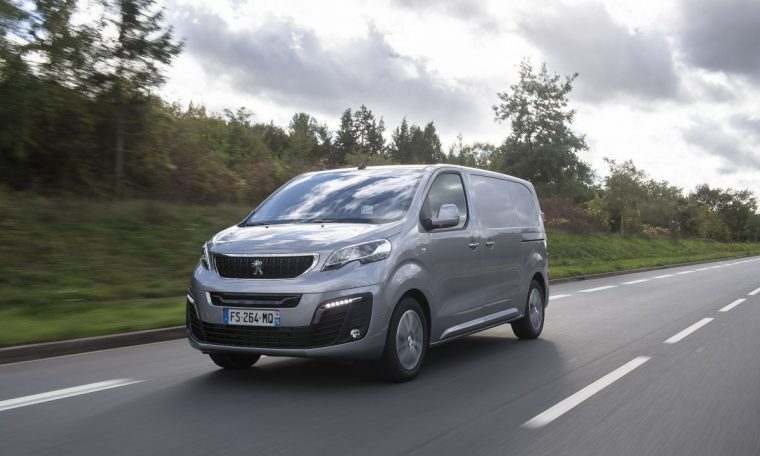 Citroën and Peugeot will offer light commercial vehicles with fuel cell systems