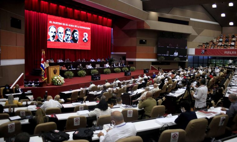 "Cuba's Communist Party declares economy and food production ""national security"""