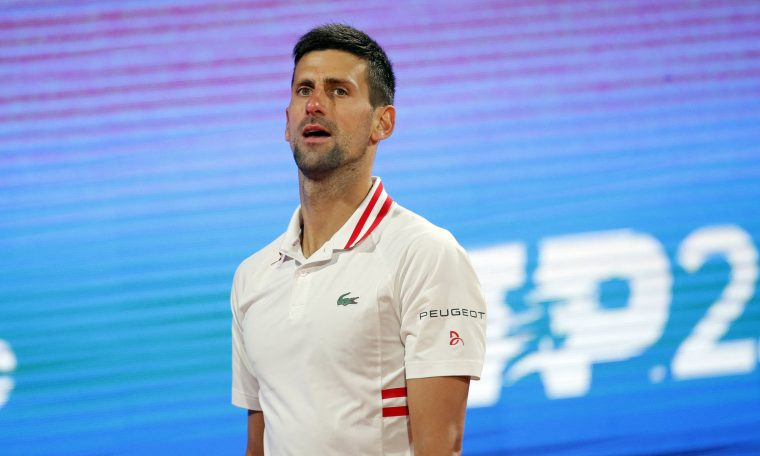 Djokovic loses to his fans at the Belgrade ATP to Kartsev and is eliminated from the finals