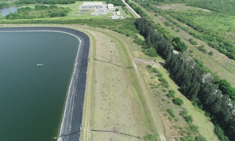 Florida phosphate reservoir is at risk of collapse;  US officials fear environmental disaster  world