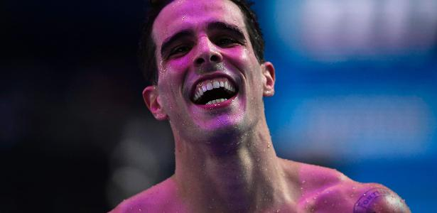 Fratus defeated Dressel and is the first qualified Brazilian swimmer for Tokyo - 10/04/2021