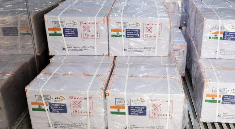 India donates 200,000 vaccines to protect world peacekeepers