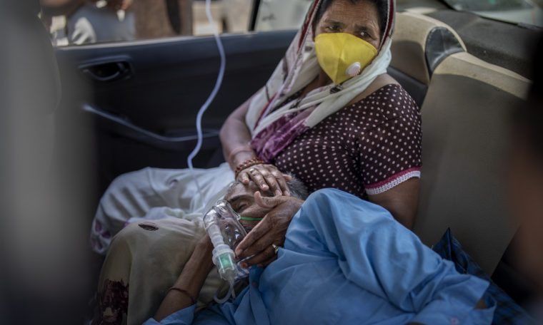 India sets new record of Kovid-19 cases for the 4th consecutive day