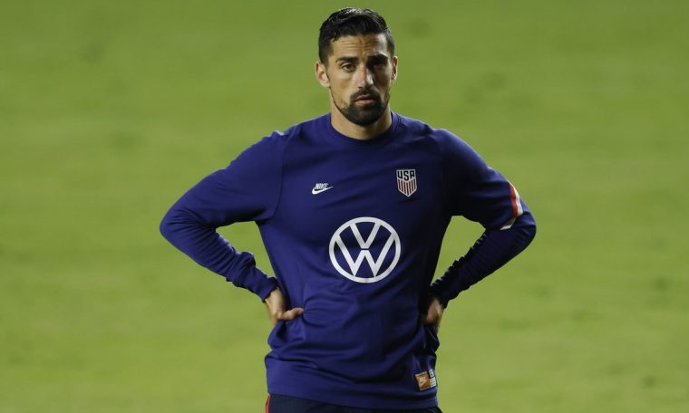 LA Galaxy and US team midfielder suspended for two games for using the term homophobic international football
