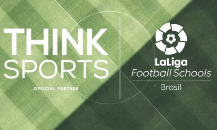 LaLiga Closes with Think Sports by Football Schools in Brazil