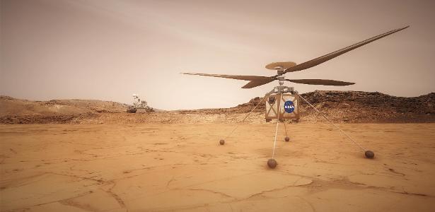 NASA postpones fourth Ingenuity helicopter flight to Mars
