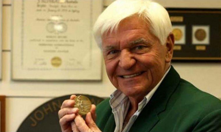Olympic champion swimmer John Conards dies at age 78