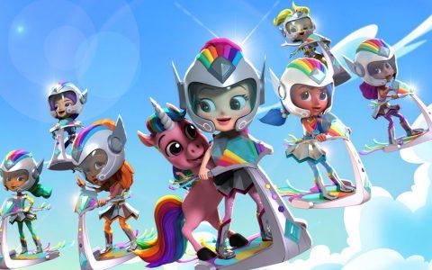 Rainbow Rangers Greenlights Temporada 3, Y Para Netflix