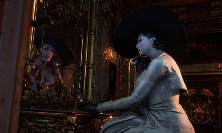 Imagem de: Resident Evil Village ganha gameplay no PS4 Pro