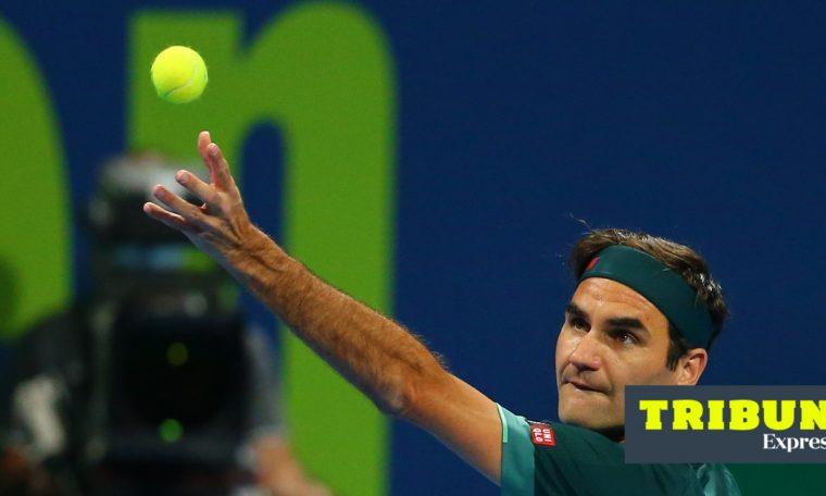 Tribunal Expresso    Roger Federer is back