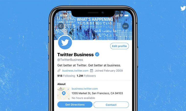 Twitter tests new professional profile for corporate version of social network