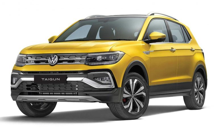 Volkswagen T-Cross Debut in India with Exclusive Look and Naam Taigun
