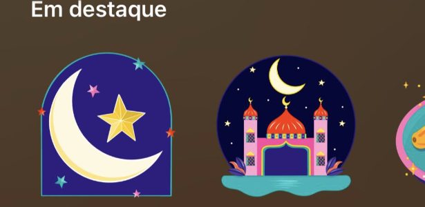 What is Ramadan?  Understand instagram stickers