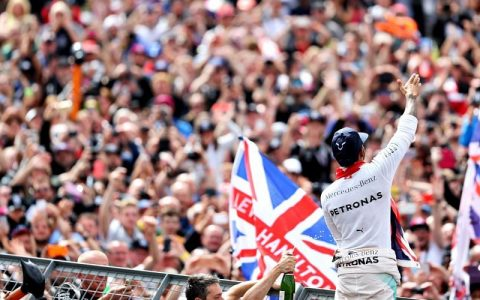 Which country produced the most Formula 1 champions?