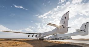 Stratolaunch: World's Largest Airplane