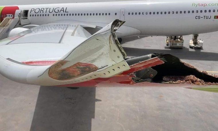 TAP Air A330-900 in Portugal, incident in Bissau - AEROFLAP