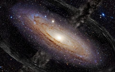 Dark Matter: The bubble of dark matter may be closer to Earth, astronomers say.  Science