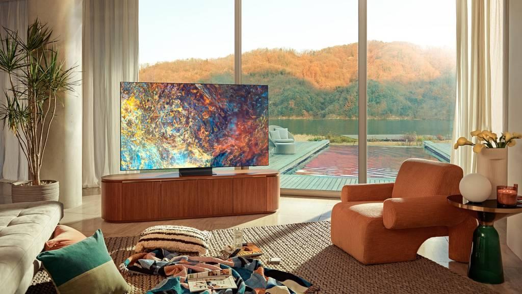 Samsung's Neo QLED QN90A TV (Disclosure)