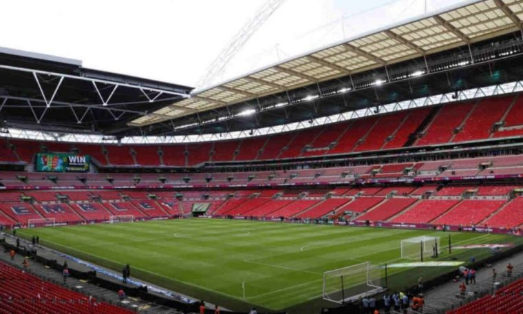 England pressures Ufa for Champions League final at Wembley