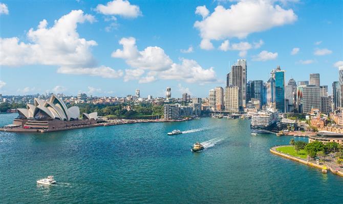 Nova Zelândia suspende viagens sem quarentena para Sydney
