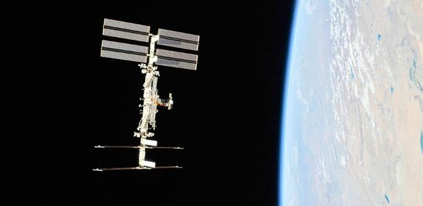 Today the space station passes over Brazil.  Shall we see  - 5/11/2021