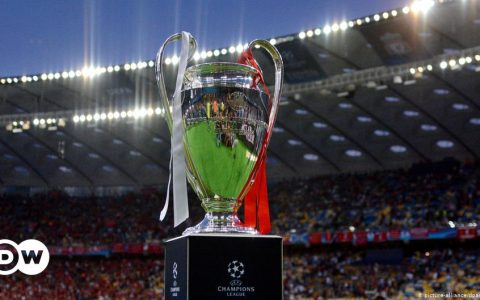 UEFA Champions League final transferred from Istanbul to Portugal.  sport