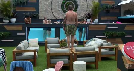 Punishment in 'Big Brother Australia' in a pool in the cold of 7 ° C goes viral and Brazilians demand the same in 'BBB'