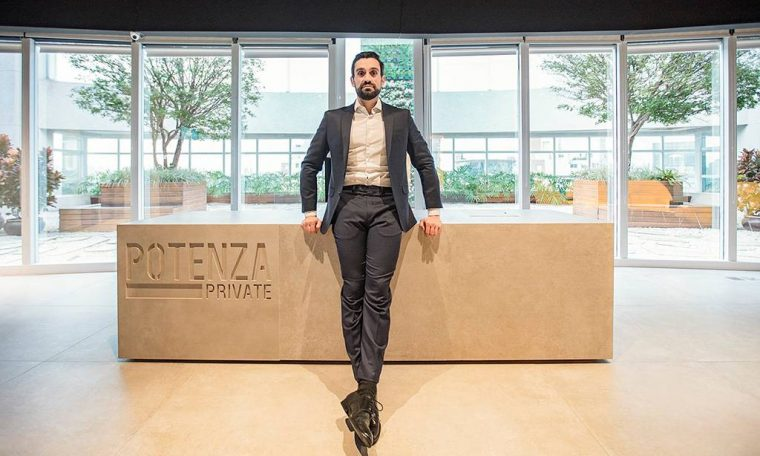 Potenza breaks records with a focus on experiences for private customers