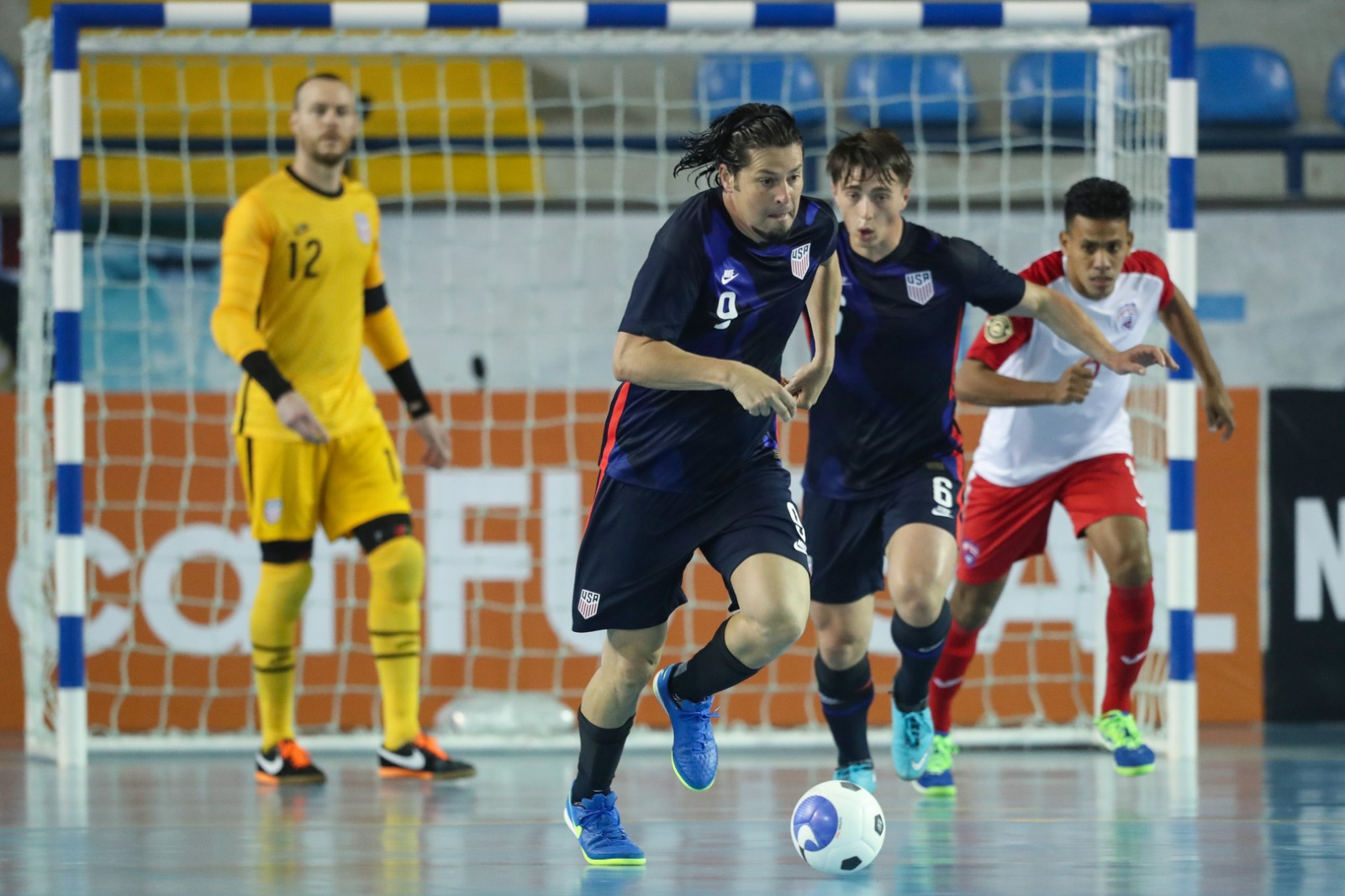 Former LEC orders US classification for Futsal World Cup