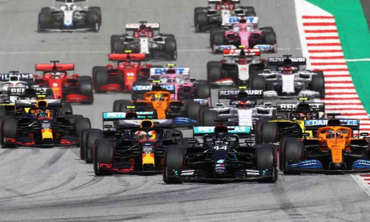 F1 takes Turkey off schedule and runs 2 races in Austria