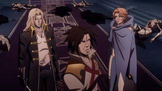 Castlevania: Season Four