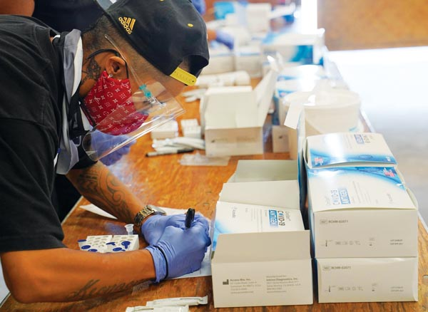 Maui Official: Increase in Different Cases in Brazil
