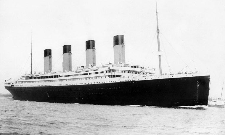 Réplica do Titanic está em construção na China