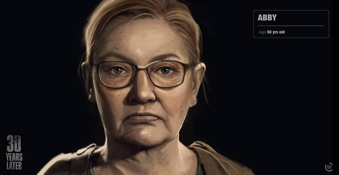 AB 30 years after The Last of Us 2.