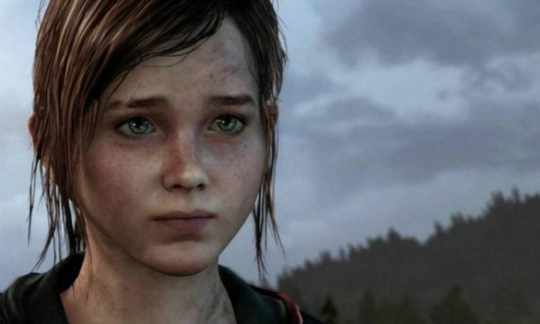 The Enemy - The Last of Us: Artist remakes 30-year-old Ellie